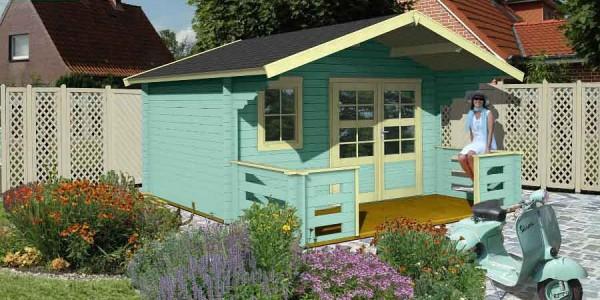 Gartenhaus aus Holz Ingolstadt