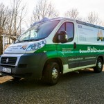 Lieferwagen für Lieferungen in Ingolstadt,Neuburg und Schrobenhausen