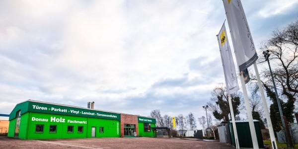 Donau Holz Fachmarkt GmbH Ingolstadt; Parkett; Türen; Holz im Garten; Terrassendielen; Laminat; Vinyl; Bodenbeläge; Paneele