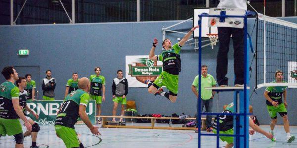Donau Holz Volleys Ingolstadt - Donau Holz Fachmarkt - Volleyball